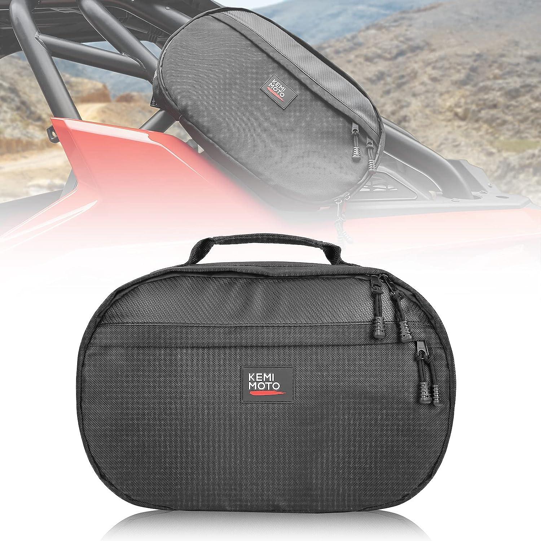 Kemimoto UTV Drive Belt Storage Special sale item Bag Spare shopping Holder CVT