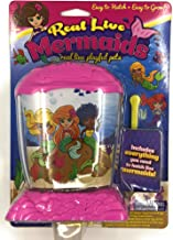 Real live Mermaids! Playful Pets Hatch and Grow Tank Easy & Fun Includes Everything to Hatch Your Own Mermaids!