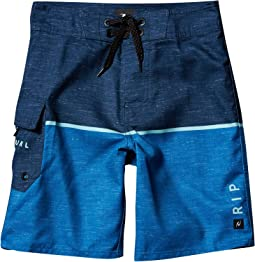 Big Kids Rip Curl Boys Momentum Boardshorts