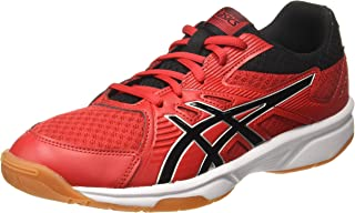 1021A011-003 Asics Kanmei Men Running Shoes Black//Red