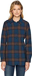 Pendleton Women's Umatilla Wool Board Shirt