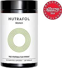 Nutrafol Hair Loss Thinning Supplement - Women Hair Vitamin for Thicker Healthier Hair, 120 Capsules