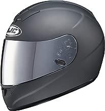 HJC Accessories HJ-09 Shield RST Mirror Silver For AC-12, CL-15, CL-16,CL-17,CL-SP,CS-R1,CS-R2,FS-10, FS-15, IS-16, FG-15