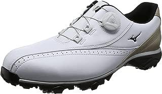 [ミズノゴルフ] ゴルフシューズ ワイドスタイル002 ボア メンズ