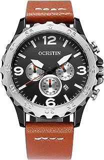 Ochstin Casual Watch For Men, GQ077B-SBK