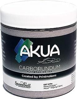 Akua IICG Carborundum Gel, 8OZ (237ML) Jar