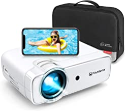 $129 » VANKYO Leisure 430W [2020 Upgraded] Mini Wi-Fi Projector, Full HD 1080P Supported Projector with Synchronize Smart Phone S...