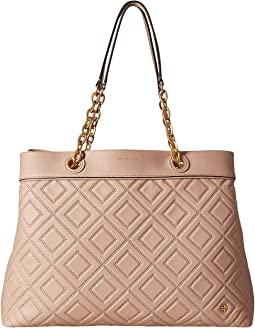 Tory Burch - Fleming Triple-Compartment Tote