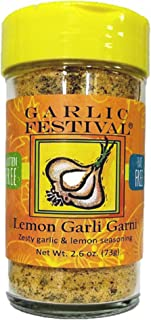 Garlic Festival Lemon Garli Garni 2.6 oz.