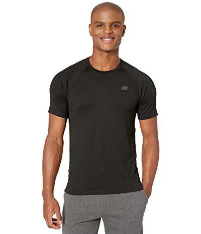 New Balance Anticipate 2.0 Tee (Black Multi) Men