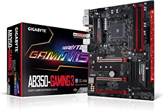Best gigabyte b350 gaming 3 Reviews