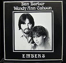 Dan Barber And Wendy Ann Cahoon - Embers - Lp Vinyl Record