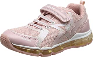 Geox Kids' Android Girl 18 Sneaker