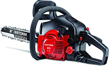 CRAFTSMAN 41AY4216791 S165 42cc Full Crank 2-Cycle Gas Chainsaw-16-Inch Bar and Automatic..