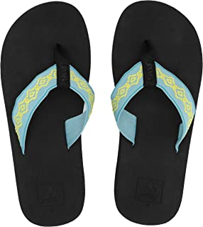 85de01d7e3ef Amazon.com  Blue - Flip-Flops   Sandals  Clothing
