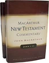 John Volumes 1 & 2 MacArthur New Testament Commentary Set (MacArthur New Testament Commentary Series)