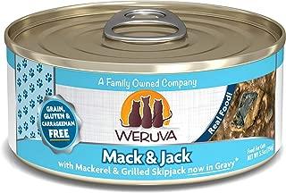 mack and jack cat food