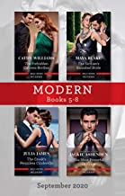 Modern Box Set 5-8 Sept 2020/The Forbidden Cabrera Brother/The Sicilian's Banished Bride/The Greek's Penniless Cinderella/...