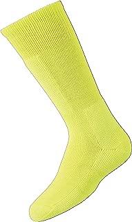 Thorlos Kids KS Snow Padded Over the Calf Sock, Yellow, Small