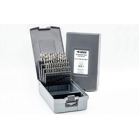 Spiralbohrer DIN 338/reduziertem Schaft 19/mm HSS G