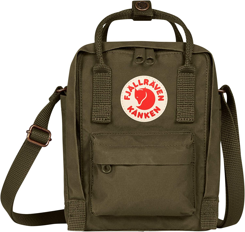 Fjallraven, Kanken Sling Crossbody Shoulder Bag for Everyday Use and Travel