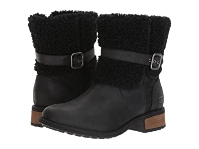 UGG Blayre II (Black Leather) Women