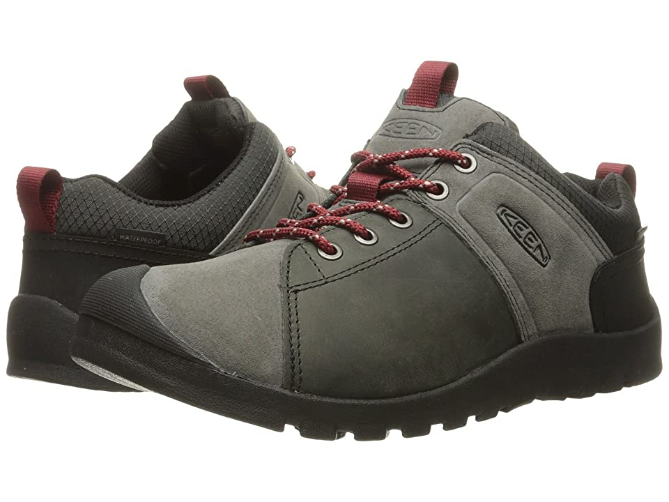 Keen Citizen Keen Low Waterproof (Gargoyle) Men