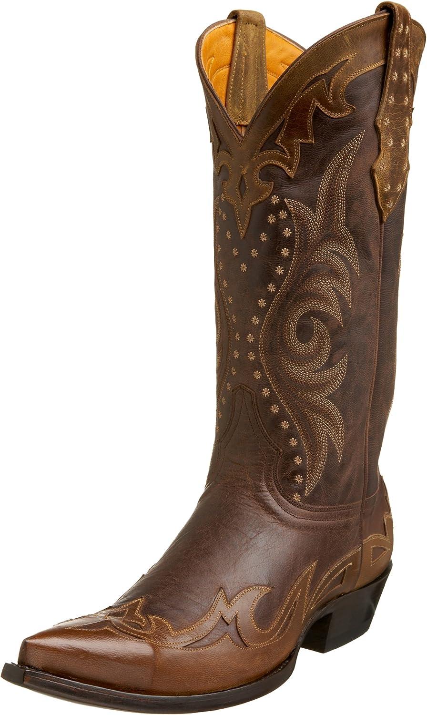 Complete Free Shipping Old Gringo Men's M323-3 Boot Ranking TOP18 Cowboy Vencida