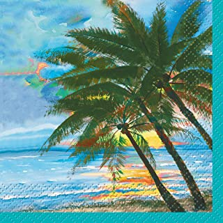 Best palm tree paper napkins Reviews