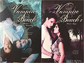 Vampire Beach Books 1-4: Bloodlust/Initiation/Ritual/Legacy
