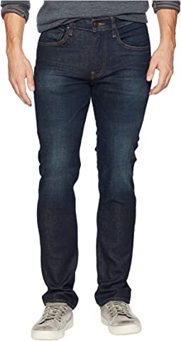 Blake Slim Straight Zip in Verkler