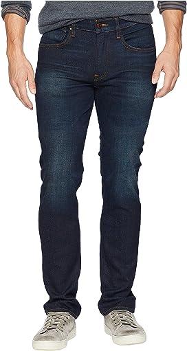 d44f7c826a4 Hudson Jeans. Blake Slim Straight Zip in Norwood. $205.00. Blake Slim  Straight Zip in Verkler
