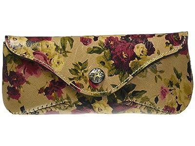 Patricia Nash Ardenza Sunglasses Case (Antique Rose) Wallet