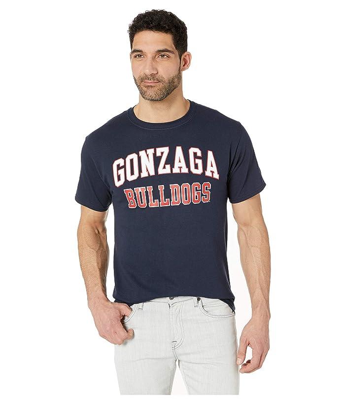 Champion College Gonzaga Bulldogs Jersey Tee (Navy 2) Boy