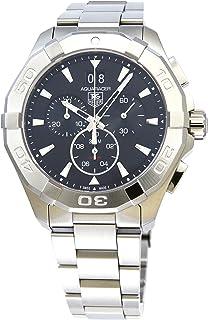 [タグホイヤー]TAG HEUER 腕時計 アクアレーサー クロノグラフ ブラック文字盤 クォーツ 300m防水 CAY1110.BA0927 メンズ 【並行輸入品】