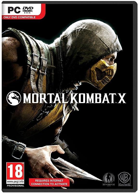 メロディアスツール週間モータルコンバットX(PC DVD)  Mortal Kombat X (PC DVD)