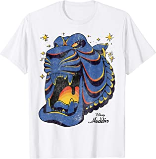 Aladdin Rajah Tiger Head Cave T-Shirt