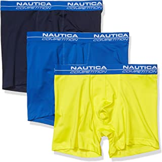 Men's Competition Comfort 3 Pack Boxer Brief