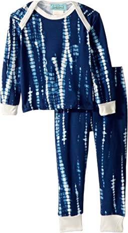 BedHead Kids - Booboo Long Sleeve Long Pants Set (Infant)