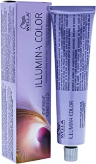 Wella Illumina Color Permanent Creme Hair Color 8 Light Blonde-Neutral for Unisex, 2 Ounce