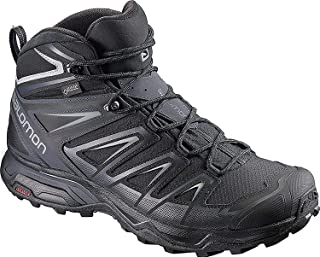 Men's Speedcross 4 Trail Running Shoes X Ultra 3 GORE-TEX Men's Hiking Shoes Men's Xa Pro 3D V8 Trail Running Men's X Ultra 3 Mid GTX Hiking Boots