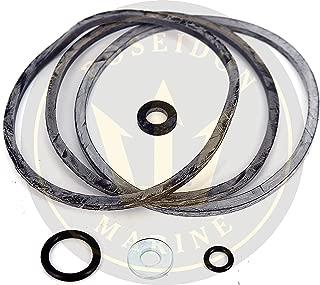 Poseidon Marine Cav/Delphi Fuel Filter Seal Kit for Volvo Penta Diesel, RO: 875300