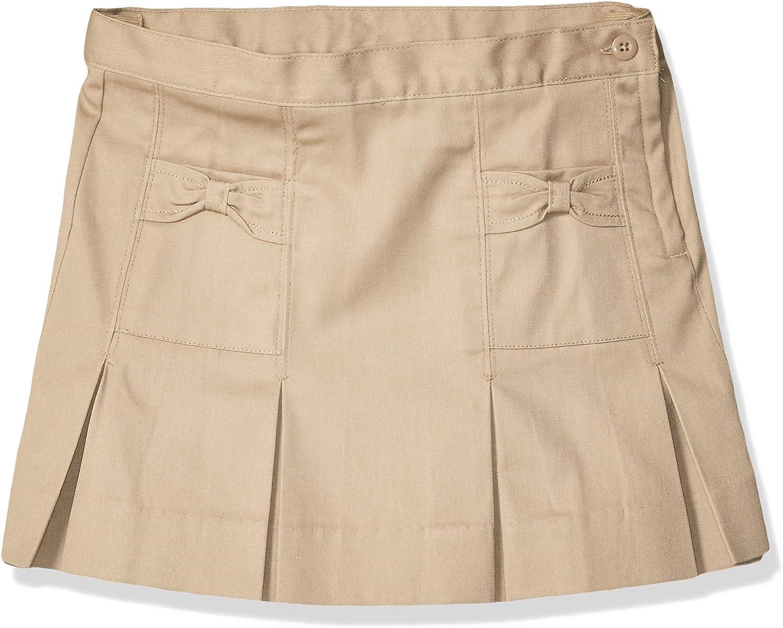 Classroom Uniforms Girls Bow Pocket Scooter School-Uniform-Skirts