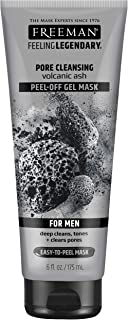 Best freeman pore cleansing volcanic ash peel off gel mask Reviews