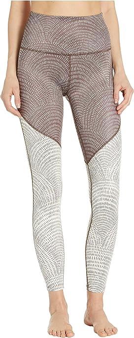 1507b7a5f073c Beyond Yoga Viper High-Waisted Midi Leggings at Zappos.com