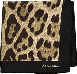 Dolce & Gabbana - Leopard Pocket Square