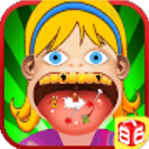 doctor de lengua clínica de niños