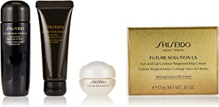 Shiseido Future Solution Lx Eye & Lip Cream 17 Ml+Foam 15 Ml+Sftener E 25 Ml+Protect Cream E Spf20 6 Ml