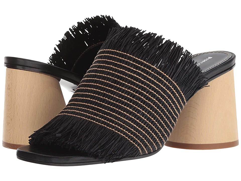 Proenza Schouler PS32026A (Black) High Heels