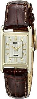 Women's SUP252 Analog Display Japanese Quartz Brown Watch